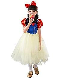 Amurleopard Deguisement Enfant Costume Halloween Carnaval Fille Vampire Comtesse/Sorcier...