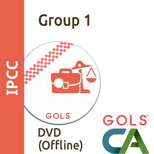 GolsCACoaching IPCC Coaching Group I (DVDs)