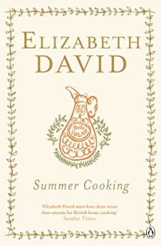 Summer Cooking by [David, Elizabeth]