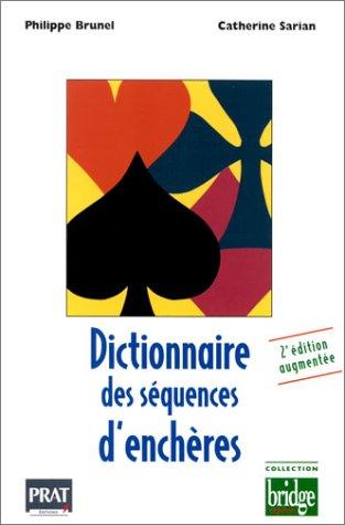 Dictionnaire des séquences d'enchères