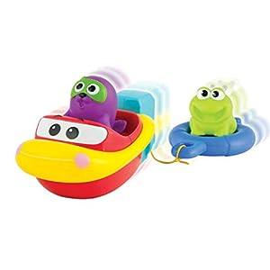 WinFun 7116-NI Richmond Toys - Juego de Botes para Tirar