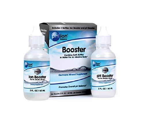 Ph Booster pHion Alkalising pH Drops