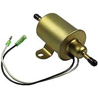htfrgeds Essence Solide en métal de Pompe à Essence électrique Universelle résistante pour Polaris Ranger 400 500 4011545 4011492 4010658 4170020 Remplacer
