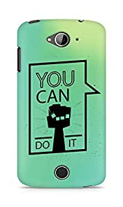 Amez You can Do It! Back Cover For Acer Liquid Z530