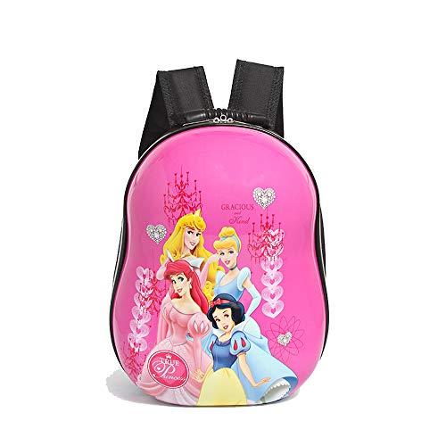 PAW Patrol Schultasche für Kinder Kindergarten-Schultasche Rucksack Mode Ultraleicht Freizeit Junge Mädchen Rucksack für Outdoor Sports Camping Picknick Rucksäcke 1-6 Grade (2)