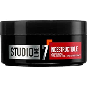 L'Oreal Paris Studio Line Indestructible Sculpting Wax 7-Extra Strong Hold 75 Ml
