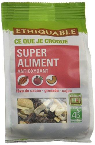 Ethiquable Super Aliment Antioxydant Bio et Équitable 80 g Paysans Producteurs - Lot de 3
