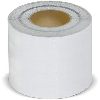 gummiert transparent Antirutschstreifen Nasszonenbelag 18 m Rolle 50 mm breit