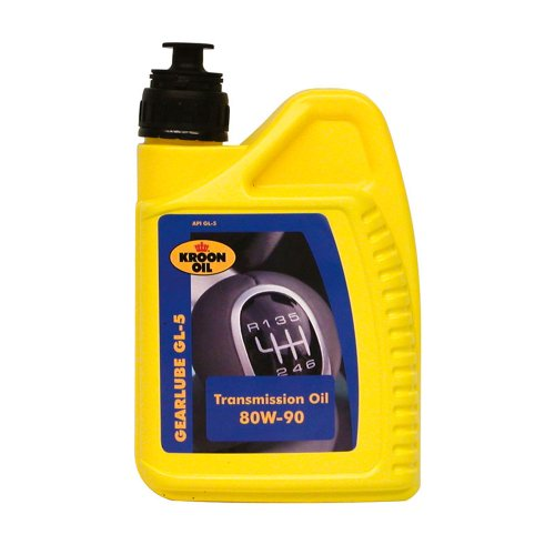 Kroon-Oil 1838040 1206 Gear Lube GL-5 80 W-90 1 L