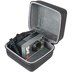 co2CREA Voyage Stockage étui pour Polaroid Originals 9008/9009/9003/9002 One Step 2 ViewFinder - Appareil Photo Instantané(Travel Case)