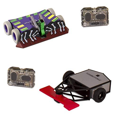 HEXBUG 501660 - BattleBots Single, Elektronisches Spielzeug