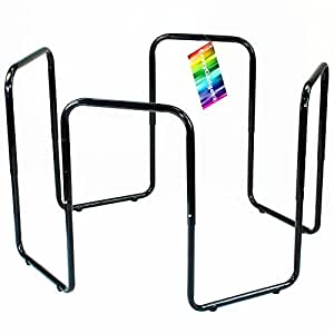 CrazyGadgetChildren Kids Tuff Spot Colour Mixing Tray STAND for Playing Toy Sand Pool Pit Water Game Animal Figures etc. (Tray Stand Only)