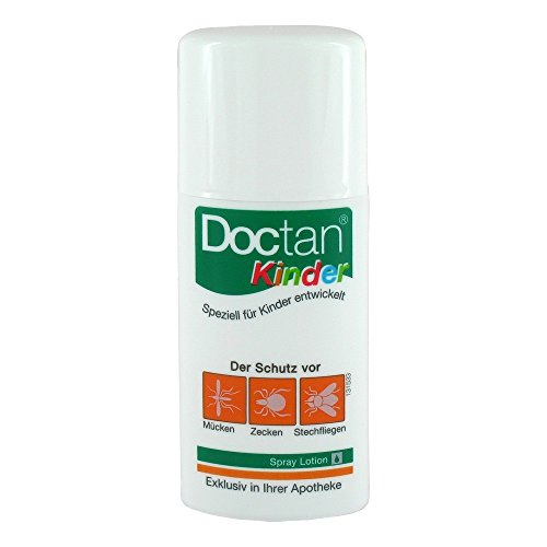 DOCTAN für Kinder Lotion 100 ml Lotion