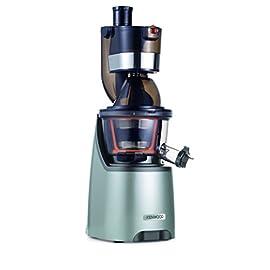 Kenwood JMP800SI PureJuice Pro Estrattore di Succo a Freddo, Centrifuga Slow Juicer, 240 W, 1.5 Litri, Plastica/ Acciaio…