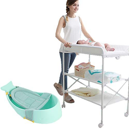 Tables à langer pour Bébé, pour Bébé, Table De Soins, Support De Baignoire pour Bébé