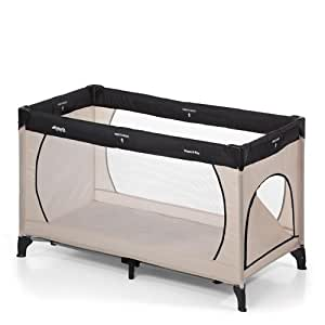Hauck 603673 - Reisebett Dream'n Play Plus 60x120cm, beige/grey