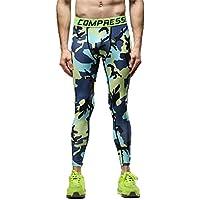 Running Tights Uomo Gym Spandex Fitness Leggins Uomo Gym Compression Pants  Uomo Long Leggings da Uomo 1560409f357