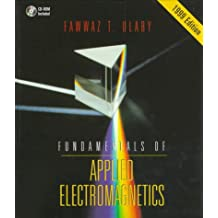 Fundamentals of Applied Electromagnetics, 1999 Edition