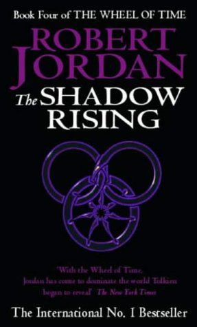 Cover of The Shadow Rising (Wheel of Time 4)