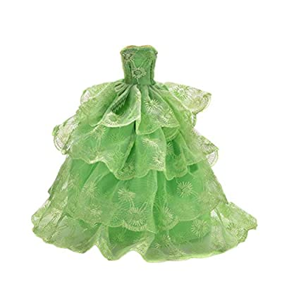 BESTIM INCUK Barbie Kleidung Prinzessinnen PuppenKleider