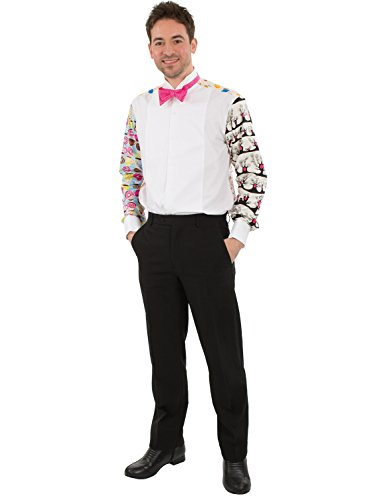 mens-gnat-prom-patterned-funny-foul-fancy-dress-shirt-bow-tie-18-inch-collar