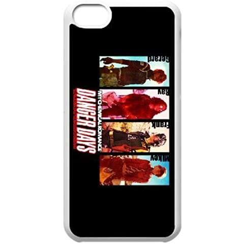 iPhone 5C Phone Case White My Chemical Romance DH5979765