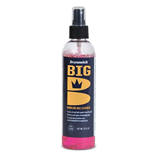 Brunswick Big B Ball Cleaner 8 oz