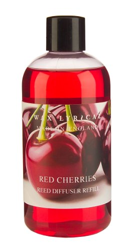 Wax-Lyrical-250-ml-Reed-Diffuser-Refill-Red-Cherries