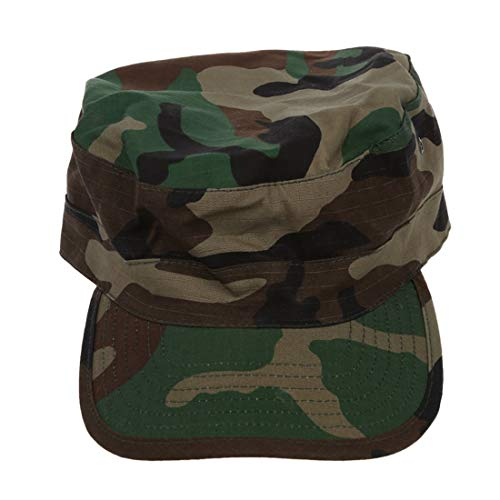 Imagen de sodial r ejercito militar urbano visera cap mens senora sombrero camo camuflaje selva beisbol  woodland camo alternativa