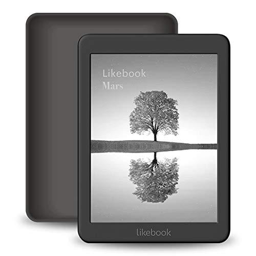 Mica House Likebook Mars E-Reader, Pantalla táctil