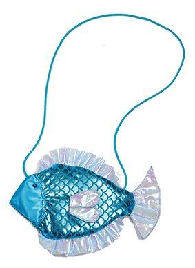 Fischtasche zum umhängen zum Meerjungfrauen Kostüm