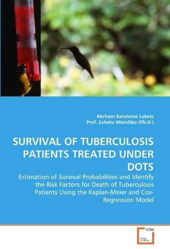 SURVIVAL OF TUBERCULOSIS PATIENTS TREATED UNDER DOTS: Estimation of Survival Probabilities and Identify the Risk Factors for Death of Tuberculosis ... the Kaplan-Meier and Cox-Regression Model