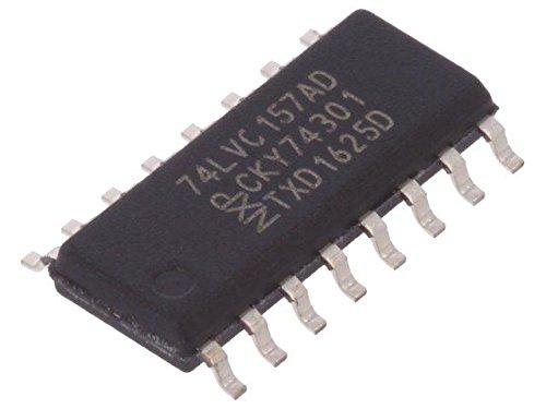 5 x 74LVC157AD.112 IC digital multiplexer Channels4 Inputs2 SMD SO16 NEXPERIA