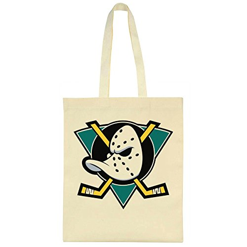 the-mighty-ducks-logo-canvas-tote-bag