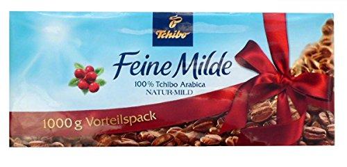 Tchibo Feine Milde Vorteilspack 4x 250 g