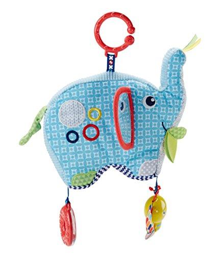 Fisher-Price Mattel FDC58 - Kleiner Spiel-Elefant, Geschlossene Verpackung