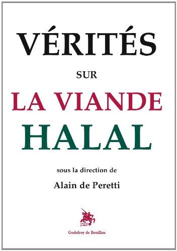 Vérités sur la viande halal par Alain de Peretti
