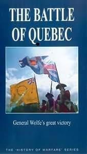 Battle of Quebec [VHS]