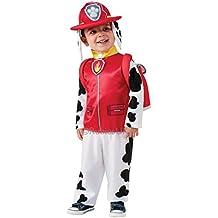 Rubies Costume Co - Disfraz para niño de Marshall de Patrulla de Cachorros
