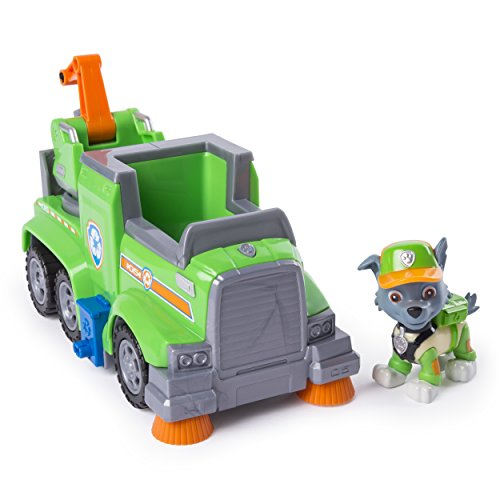 PAW PATROL 6053378 Paw VHC BscVh UltmtRescRocky UPCX GML, Multicolor