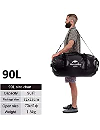 0fb9ffd7e6f88 Amazon.es  bolsa de viaje 90l - Bolsas de viaje   Maletas y bolsas ...