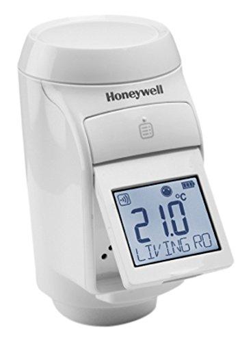 evohome hr92uk Wireless Heizkörper lärmschutzzonen Kit–Weiß (Wireless-sensoren Honeywell)