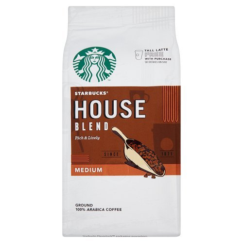 Starbucks - House Blend - Medium - 200g