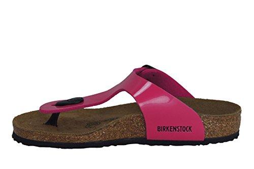 Birkenstock Gizeh Birko-Flor, Sandali Unisex adulto Rosa