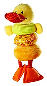 Lilliputiens 86070 Nicky - Colgante con peluches para bebés