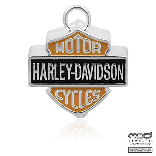 Harley-Davidson Ride Bell Orange & Black