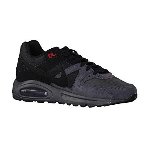 Nike Herren Air Max Command Sneakers, Blau Black/Dark Grey/Red