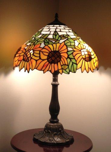 Tuscany 16inch Tiffany Table Lamp