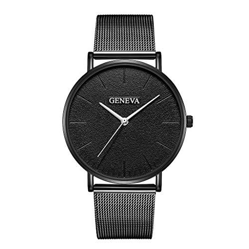 VJGOAL Unisex Uhren, Damen und Herren Ultradünne Classic Minimalistisches Cool ()