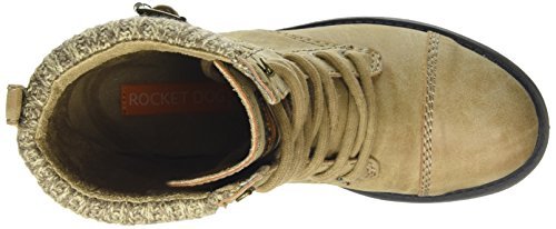 Rocket Dog Thunder, Bottes femme Beige - Beige (Heirloom/Mystery Natural)